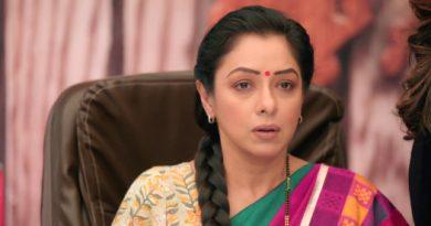 Anupama: Anupama to overhear Kavya's plan