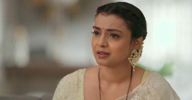 Imli 8th April 2021 Written Episode Update: Malini returns to Tripati house
