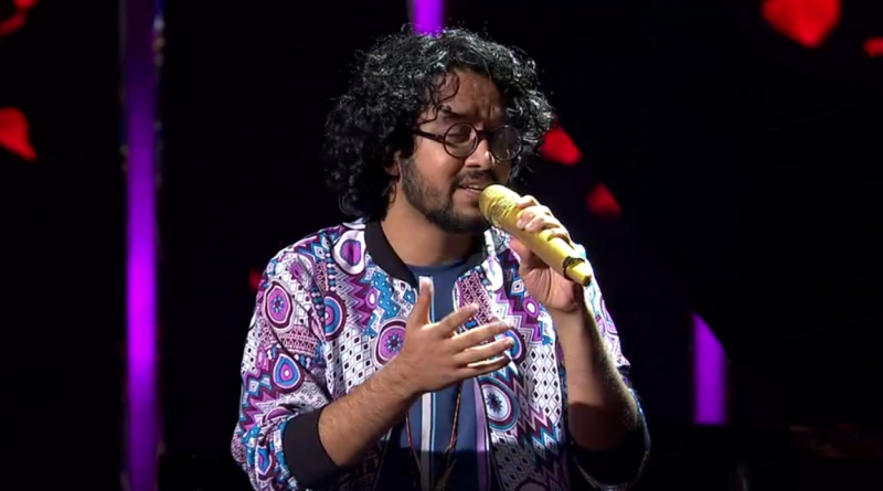 Indian Idol 12: Nihal gives his best