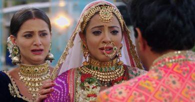 Aapki Nazron Ne Samjha 28th April 2021 Written Update: Nandini's Bidaai