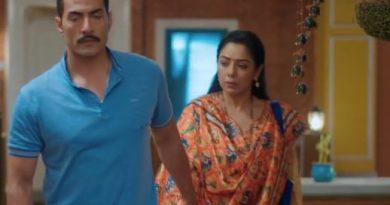 Anupama 15th April 2021 Written Update: Anupama and Vanraj come home