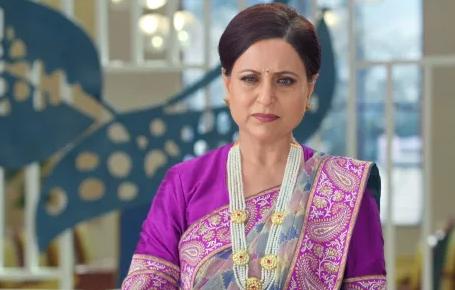 Ghum Hai Kisi Ke Pyaar Mein 5th April 2021 Written Update: Bhavani catches Sai