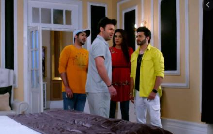 Kundali Bhagya 30th April 2021 Written Update: Prithvi is trapped