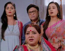 Saath Nibhana Saathiya 2 Spoiler: Gehna to get shocked