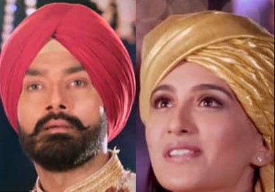 Choti Sardarni Promo: Meher's shocking entry in Sarabjeet-Sandhya's wedding