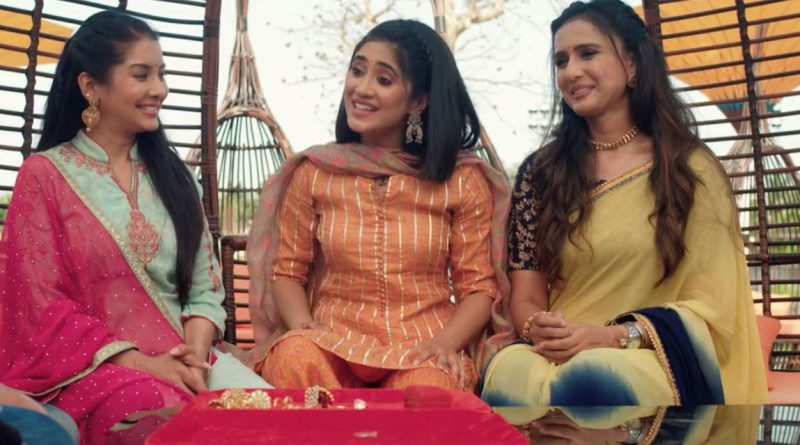 Yeh Rishta Kya Kehlata hai 27th April 2021 Written Update: Sirat chooses ring