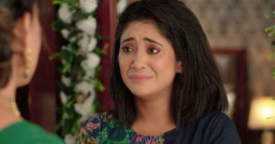 Yeh Rishta Kya Kehlata hai 29th April 2021 Written Update: Sirat gets nervous