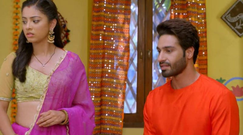 Aapki Nazron Ne Samjha 25th May 2021 Written Update: Darsh proposes Nandini