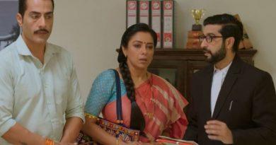 Anupama 15th May 2021 Written Update: Vanraj-Anupama reach the court