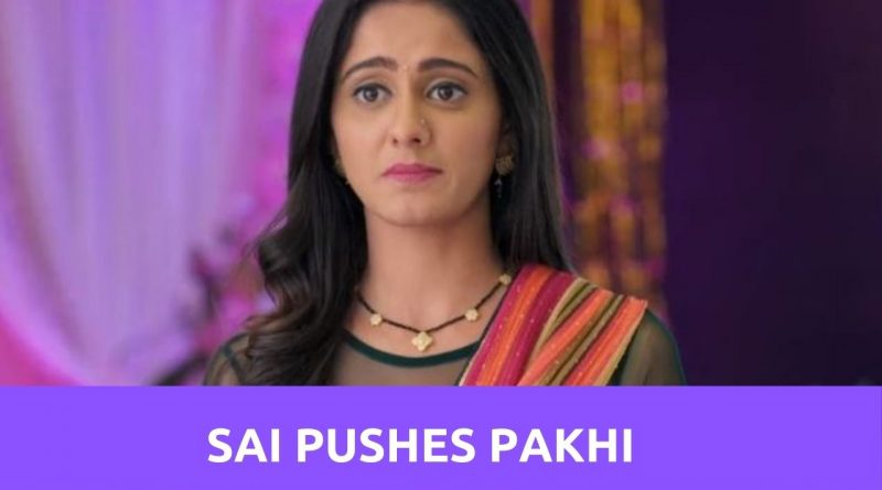 Ghum Hai Kisi Ke Pyaar Mein Serial Gossips: Sai pushes Pakhi during the play