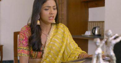 Aapki Nazron Ne Samjha 18th May 2021 Written Update: Nandini to leave Darsh