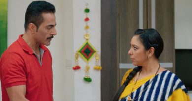 Anupama 1st May 2021 Written Update: Anupama confronts the Shahs about her tumor