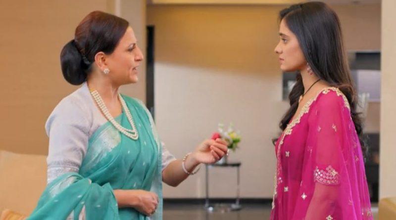 Ghum Hai Kisi Ke Pyaar Mein 20th May 2021 Written Update: Sai pleads Bhavani