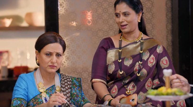 Ghum Hai Kisi Ke Pyaar Mein 26th May 2021 Written Update: Bhavani scolds Karishma