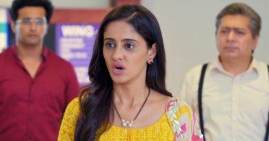 Ghum Hai Kisi Ke Pyaar Mein 5th May 2021 Written Update: Sai gets emotional
