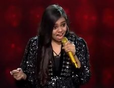 Indian Idol 12: Arunita's splendid performance