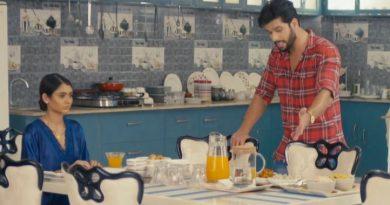 Mehendi Hai Rachne Wali 19th May 2021 Written Update: Raghav brings food for Pallavi
