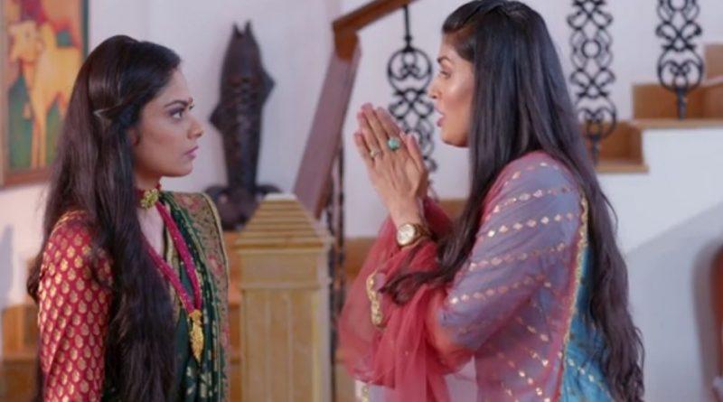Molkki 28th May 2021 Written Update: Sakshi sends Radhika back
