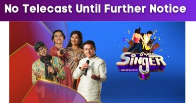 Super Singer 8 23rd May 2021 News: No update about the show