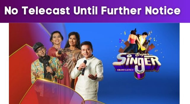 Super Singer 8 Latest Updates: Show postponed, No Eliminations today, this week