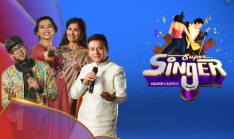 Super Singer 8 8th May 2021 & 9th May 2021: Cooku with Comali 2 stars this weekend