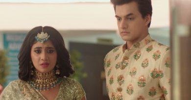 Yeh Rishta Kya Kehlata hai 4th May 2021 Written Update: Sirat gets emotional
