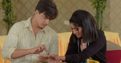 Yeh Rishta Kya Kehlata Hai 22nd May 2021 Written Update: Ranvir talks with his mother
