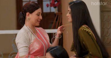 Ghum Hai Kisi Ke Pyaar Mein 26th June 2021 Written Update: Sai gives her set to Bhavani