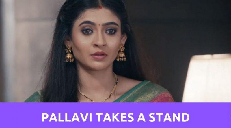 Mehendi Hai Rachne Waali Upcoming Twist: Pallavi takes a stand for Raghav