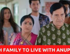 Anupama 4th June 2021 Written Update: Anupama welcomes Shah family