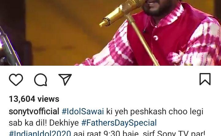Indian Idol 12 19th June 2021 Written Update: Sawai's emotional moment