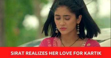 YRKKH Upcoming Twist: Sirat realizes that she loves Kartik