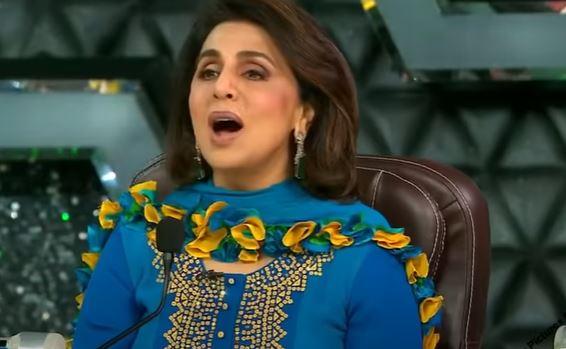 Super Dancer 4 Promo 26th June 2021, 27th June 2021: Neetu Kapoor entertains viewers
