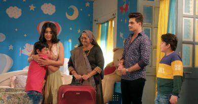 Yeh Rishta Kya Kehlata Hai 15th June 2021 Written Update: Kartik confronts Sirat